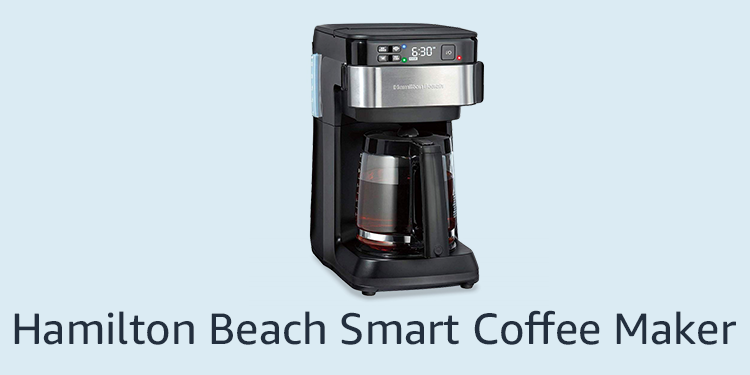 Hamilton Beach Smart Cofee Maker