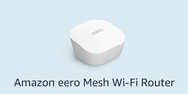 Amazon eero Mesh Wi-Fi Router