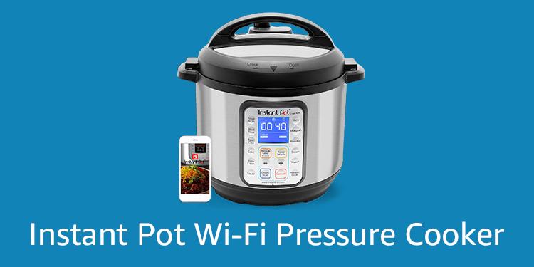 Instant Pot WiFi Pressure Cooker