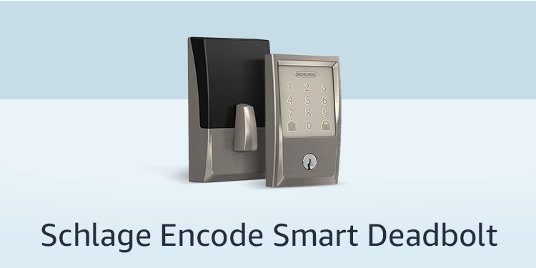 Schlage Encode Smart Deadbolt