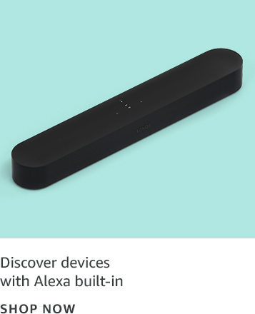 Discover devices with Alexa built-in