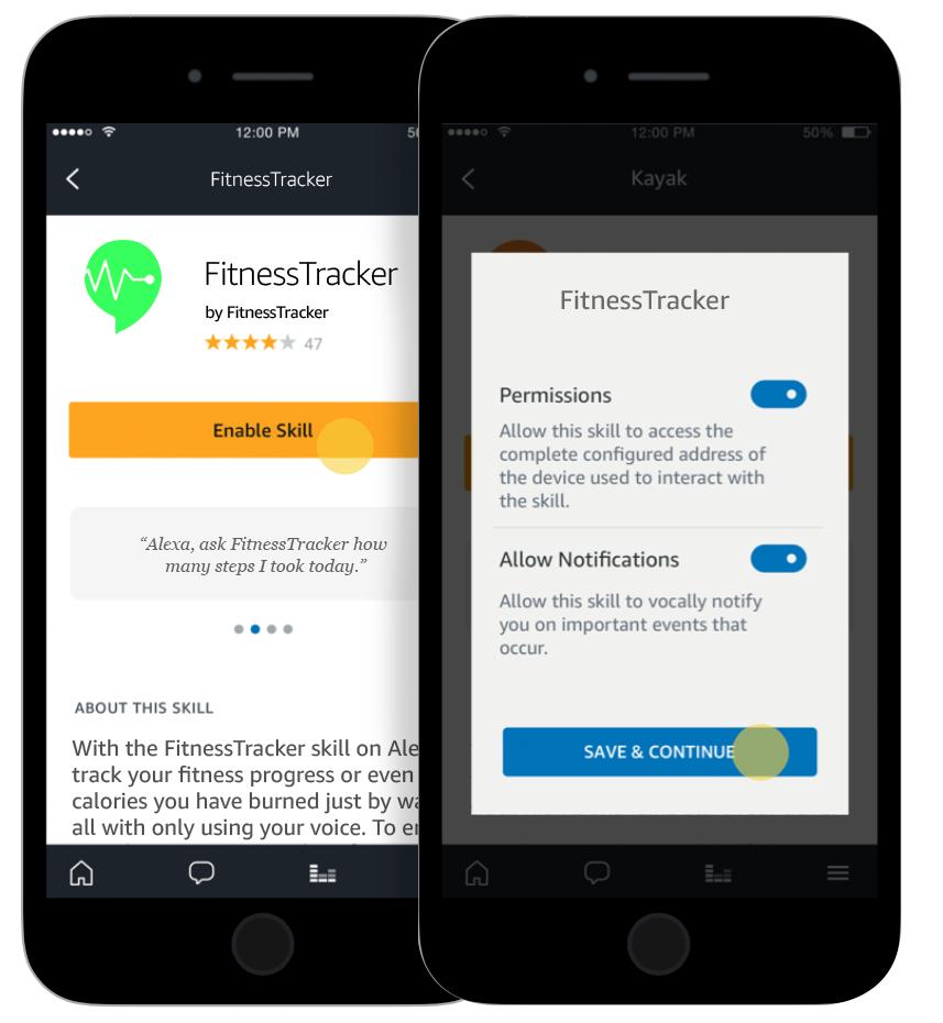 Notifications Overview | Alexa Voice Service Alexa App
