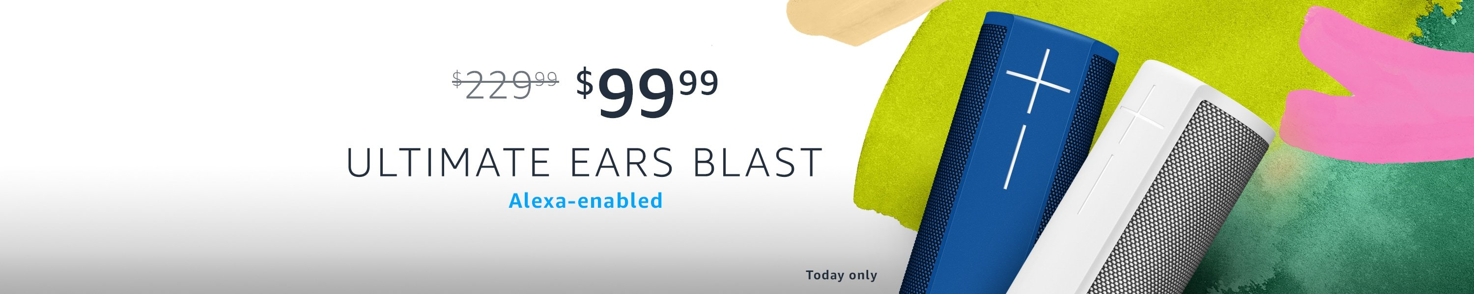 Deal of the Day: Ultimate Ears BLAST $99.99