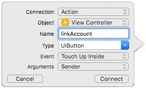 Adding a UIButton to your app.