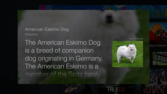 Example of an image that displays well on Fire TV