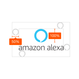 Amazon Alexa logo clearspace