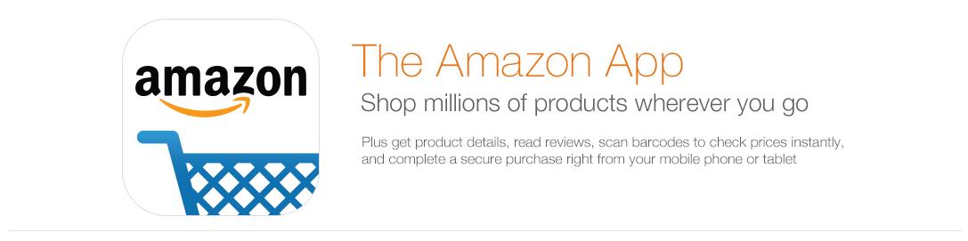 Amazon Mobile Shopping Apps