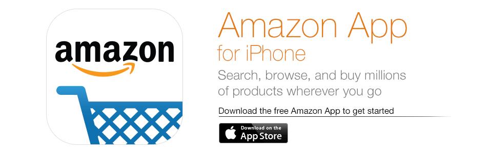 Amazon App for iPhone