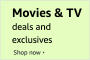 Movies TV deals and exclusives