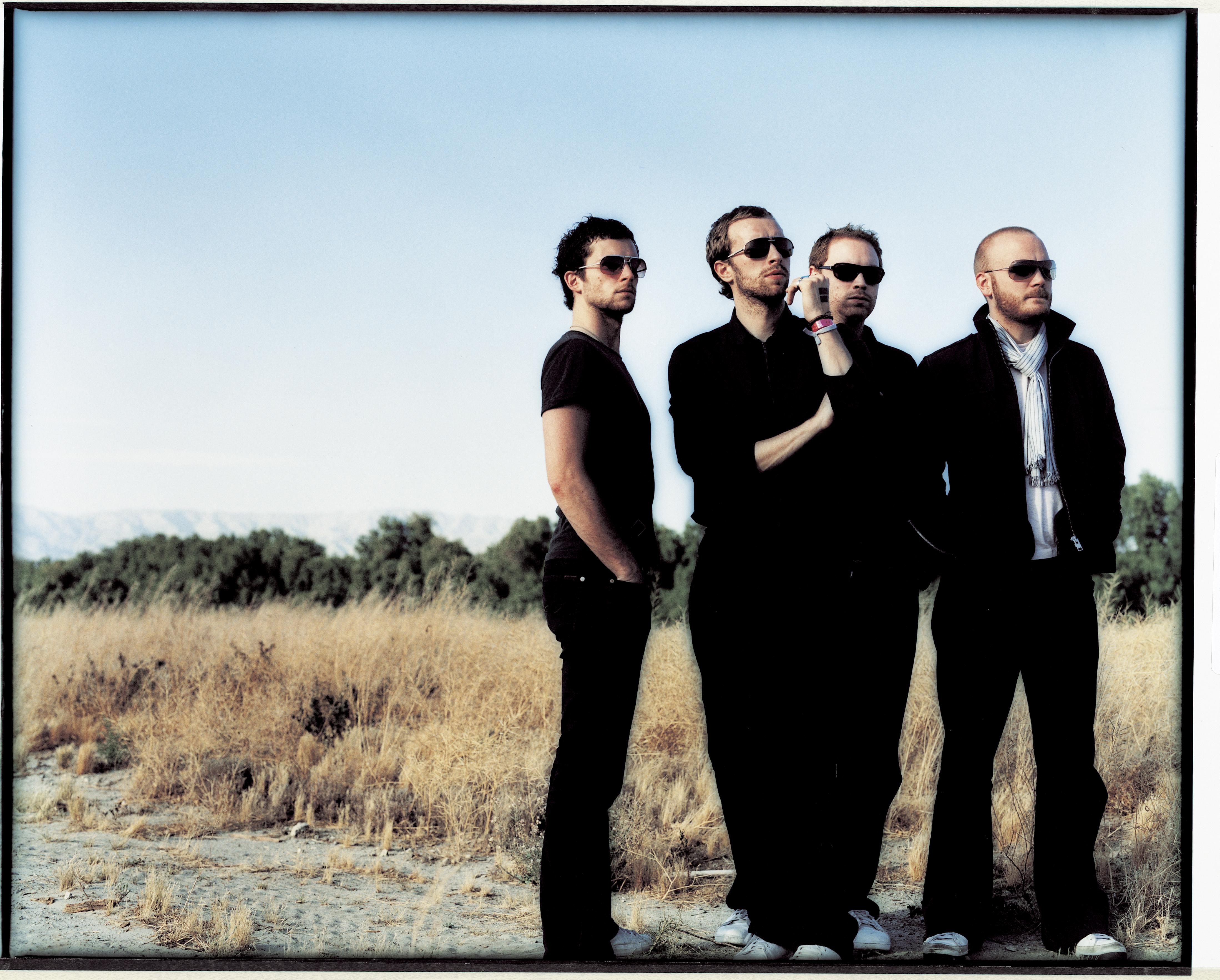 Coldplay - Live 2003 -...