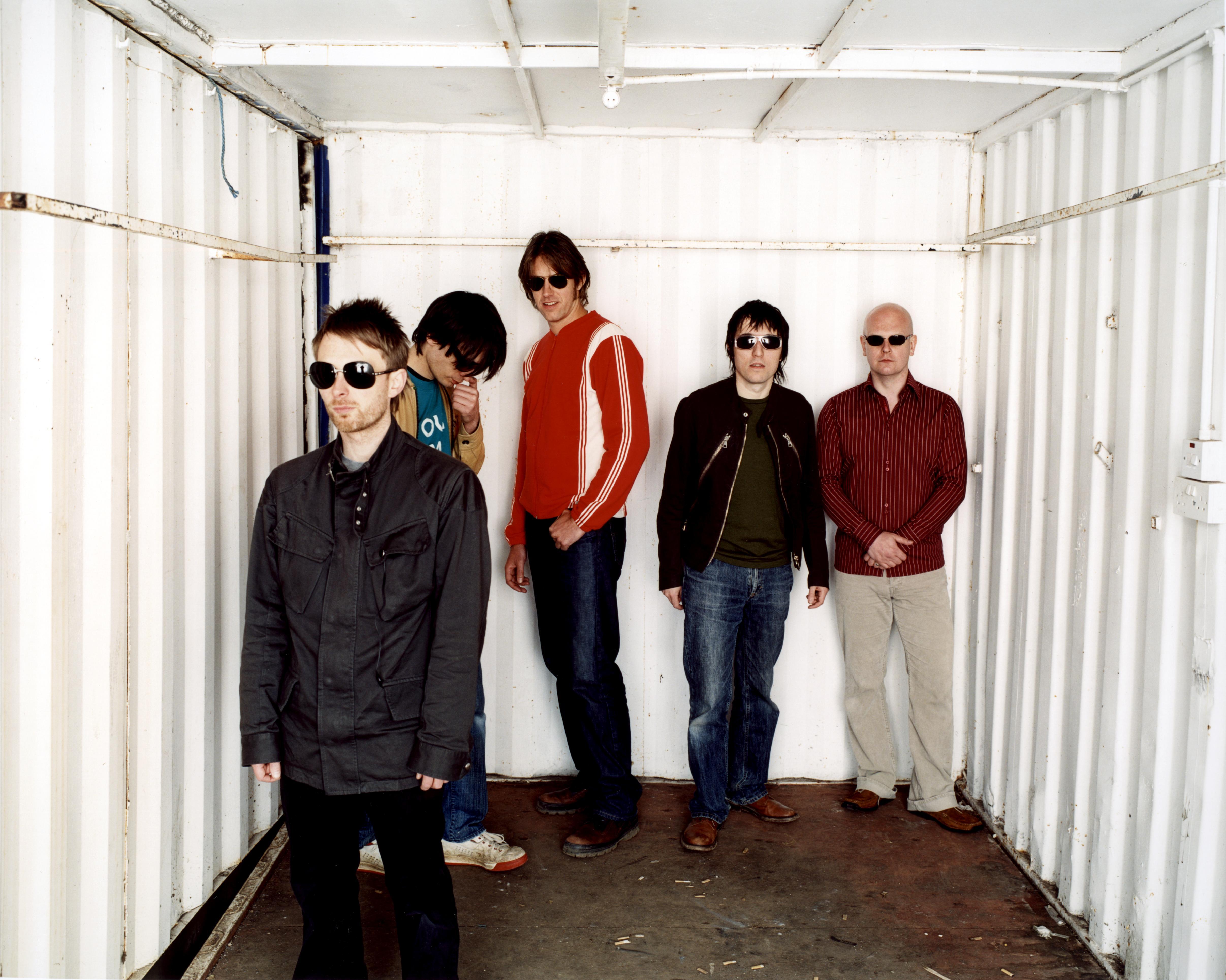 Radiohead Hail To The Thief Amazon Com Music