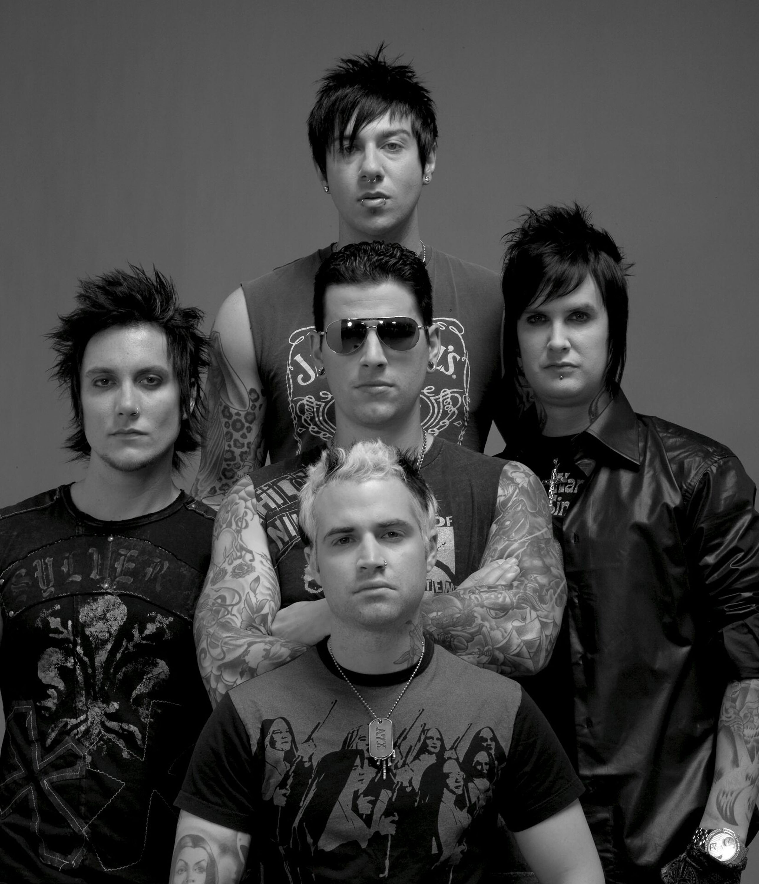 Avenged Sevenfold - Avenged Sevenfold - Amazon.com Music