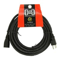 Hosa Cable PWX425 AC Extension Cord - 25 Foot