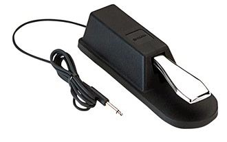 yamaha fc4 piano style sustain pedal musical
