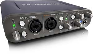 M-Audio Fast Track Pro Audio Interface User Reviews | zZounds
