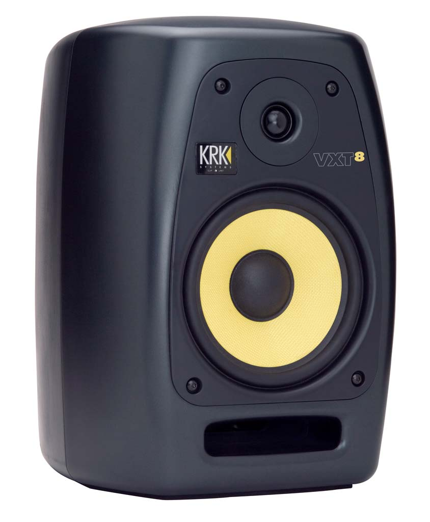 Amazon.com: KRK VXT8 Active Studio Monitor - 8 Inch, 180 Watts