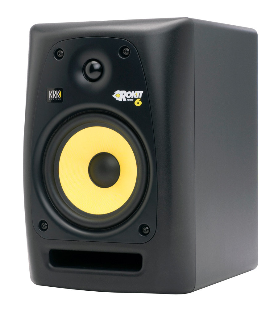 Amazon.com: KRK RP6G2 Rokit G2 6-inch Powered Studio