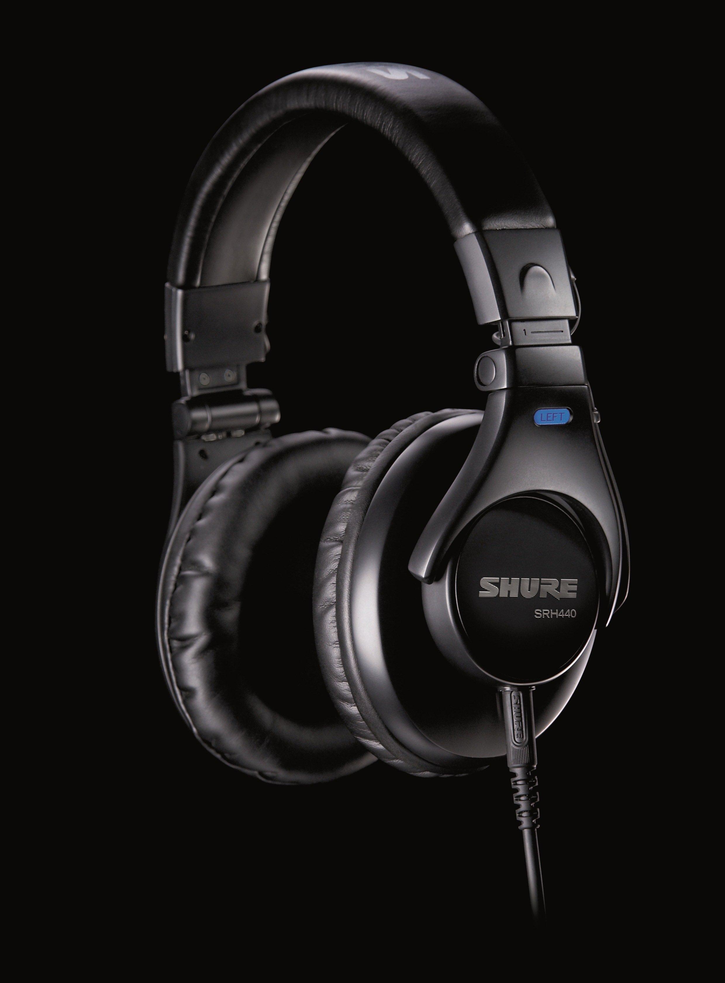 Amazon.com: Shure SRH440 Professional Studio Headphones