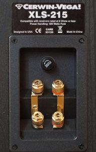 Amazon Com Cerwin Vega Xls 215 Dual 15 Quot 3 Way Home Audio