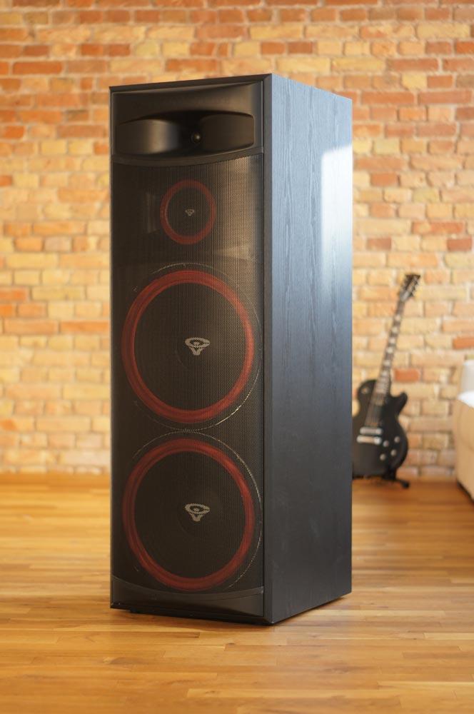 Amazon Com Cerwin Vega Xls 215 Dual 3 Way Home Audio