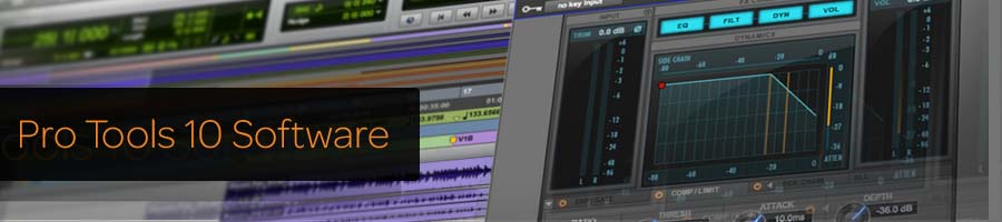 pro tools software  for windows xp