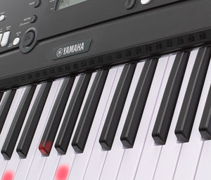 Yamaha EZ Series EZ220MM 61-Key Portable Keyboard