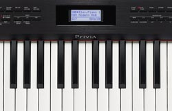 Casio PX350 88 Key Digital Stage Piano, Black
