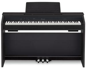 Casio Privia PX850 Digital Piano, Black