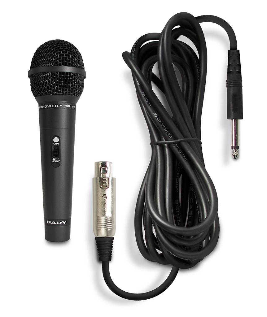 nady sp 4c dynamic neodymium microphone professional vocal microphone for. Black Bedroom Furniture Sets. Home Design Ideas
