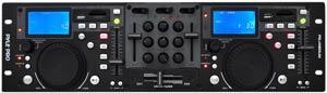 Professional Dual DJ Controller and Mixer
