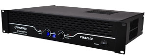 The Pyle PQA Series Amplifier