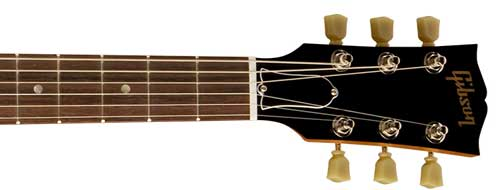 Gibson SG 60's Tribute neck and headstock
