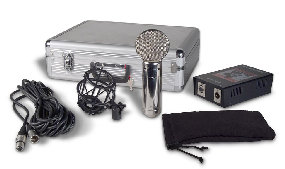 Sputinik Mic and included accessories