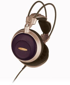 ATH-AD700 Audiophile Open-air Dynamic Headphones