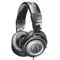 Audio-Technica ATHM50 Professional Monitor Headphones