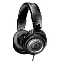 Audio-Technica ATHM50S Professional Monitor Headphones