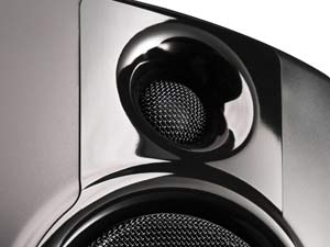 M-Audio AV40 Detail Image