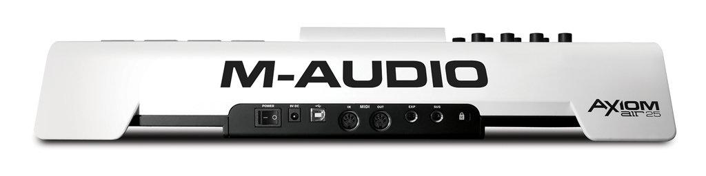 M-Audio Axiom AIR 25 Keyboard Review - Lifewire