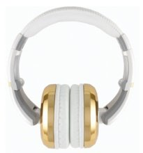 Front view of the MH510GD headphones.