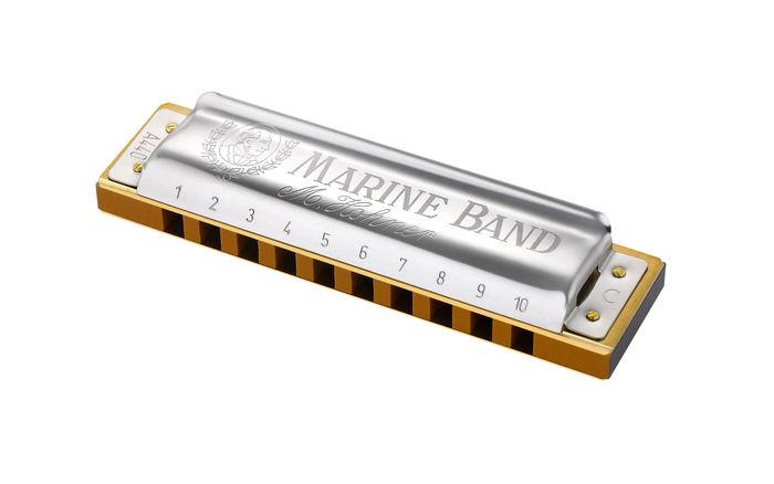 hohner marine band harmonica key of c musical instruments. Black Bedroom Furniture Sets. Home Design Ideas