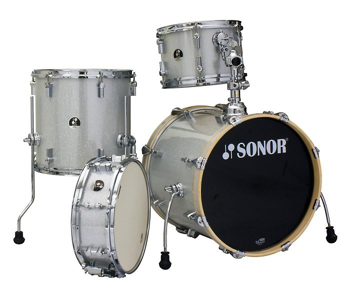 sonor 17104217 sse bop 4 piece drum shell pack silver galaxy sparkle musical. Black Bedroom Furniture Sets. Home Design Ideas