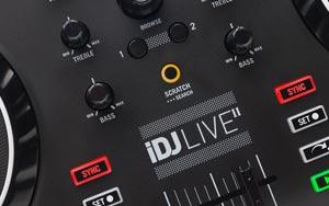 Numark iDJ Live II Detail Image