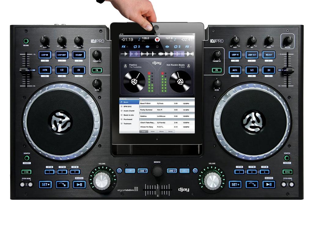 Amazon.com: Numark iDJ Pro | Professional DJ Controller