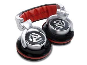 Numark Red Wave Headphones Detail 2