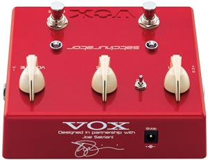 VOX Joe Satriani Satchurator Distortion Pedal