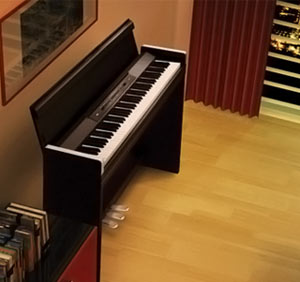 korg lp350 digital piano white musical instruments. Black Bedroom Furniture Sets. Home Design Ideas
