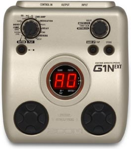 Zoom G1N Digital Multi-Effects Processor