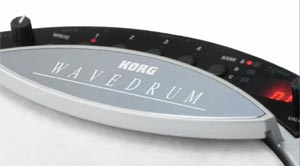 Korg WaveDrum Percussion Synthesizer