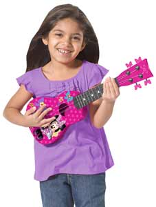 First Act Discover Mini Guitars