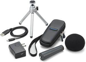 Zoom APH-1 Accessory Package for the H1 Handy Recorder